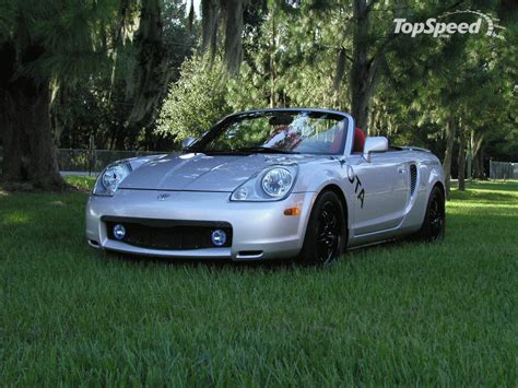 2005 Toyota Mr2 Spyder Review