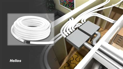Klimaanlage Dachgeschoss Nachrüsten by Helios Flexpipe Universal In Der Sanierung L 252 Ftung Mit
