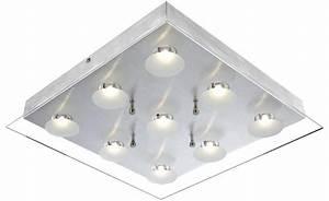 Wohnzimmer Deckenlampe : led deckenlampe flur diele wohnzimmer deckenleuchte ~ Pilothousefishingboats.com Haus und Dekorationen
