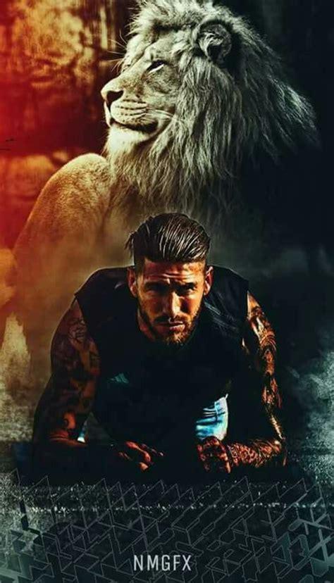 lion king sr sergio ramos futbol real madrid kai