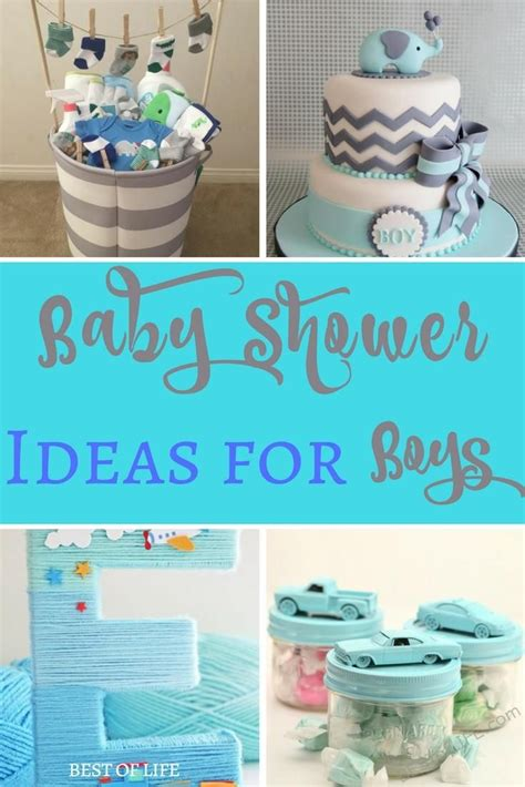 Baby Shower Boy by Baby Shower Ideas For Boys Will Help You Throw The