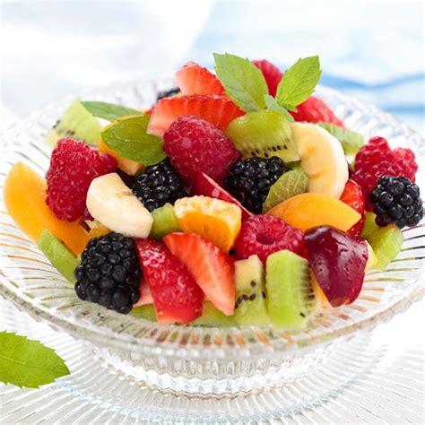 cuisine salade recette coupe de salade de fruits facile rapide