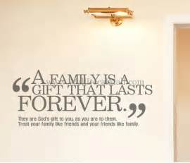 Family Forever Quotes