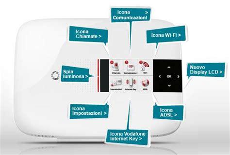 vodafone casa servizio clienti vodafone station 2 adsl wifi e telefono settimocell