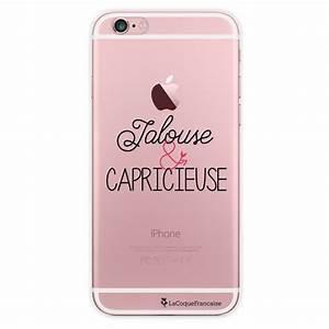 Coque Pour Iphone 6 : coque transparente jalouse et capricieuse pour iphone 6 ~ Teatrodelosmanantiales.com Idées de Décoration