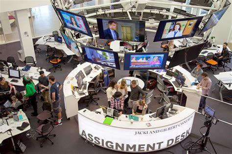 media center tours usc annenberg school  communication  journalism
