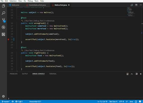 Announcing Junit Support For Visual Studio Code