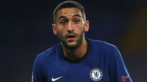Chelsea: Hakim Ziyech ready to play wherever needed ...
