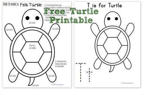 how to make a felt turtle abc animals in felt