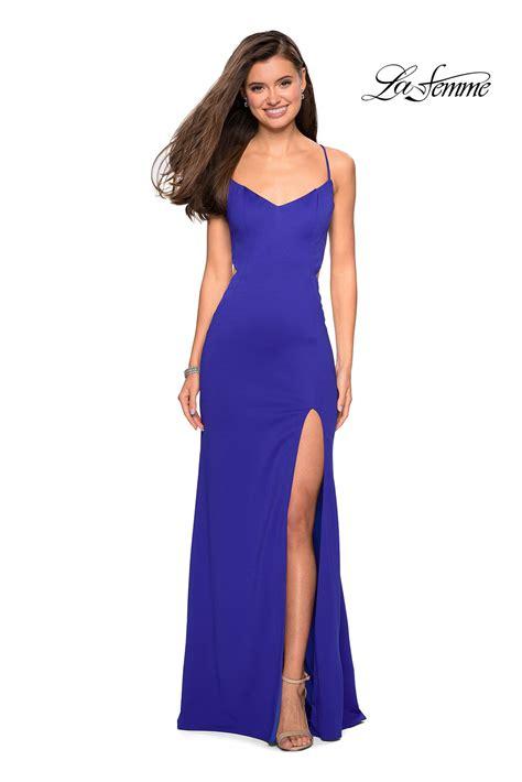 La Femme prom dresses 2021 - prom dresses Style #27516 ...