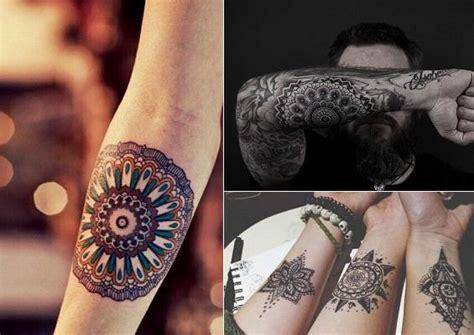 Quelle Est La Signification Du Tatouage Mandala
