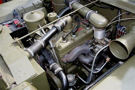 wire crate willys go engine