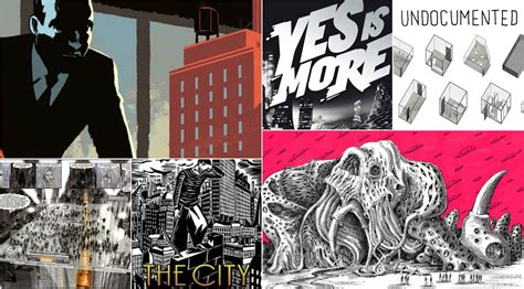 read graphic novels  architecture archocom