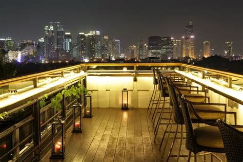 Top 10 Rooftop Bars In Jakarta  Jakarta100bars Nightlife
