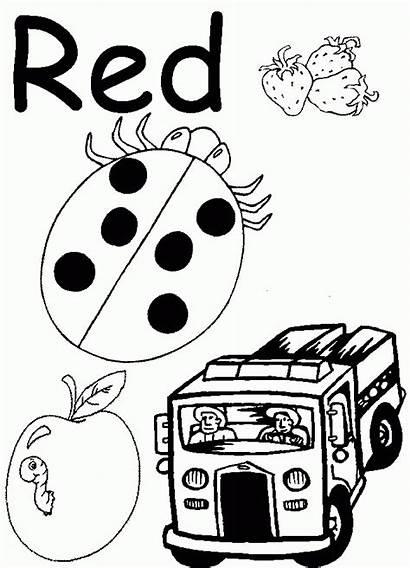 Worksheets Kindergarten Coloring Popular