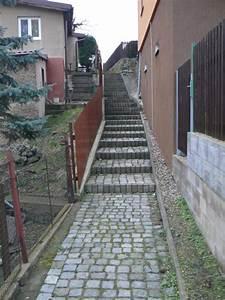 Dokončení schodišť