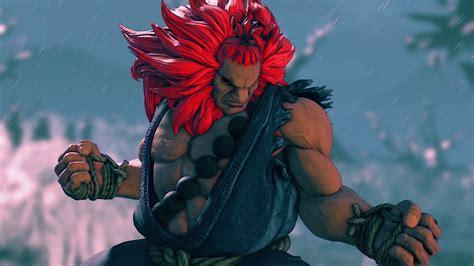 Street Fighter Akuma Master Of The Fist Street Fighter V