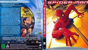 Spider-Man blu-ray dvd cover (2002) german