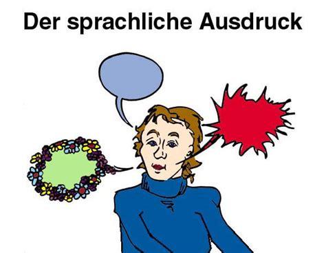 guided  der sprachliche ausdruck