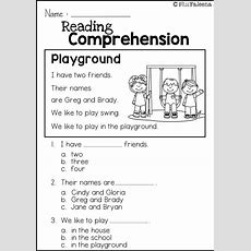 Free Reading Comprehension Practice  Miss Faleena's Store  Reading Comprehension, Reading