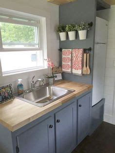 galley kitchen for hotel turned beautiful efficient apartment in portland 3703