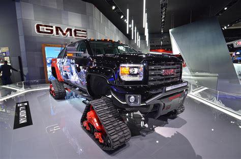 2018 North American International Auto Show-gmc Sierra All