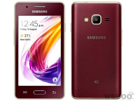 samsung z2 tizen smartphone launched in south africa weboo