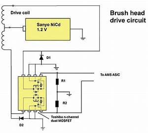 Philips Sonicare Circuit Diagram