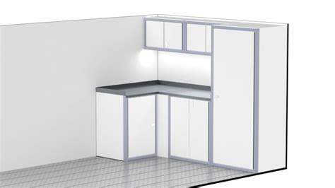 lightweight cabinets for trailers proii trailer vehicle aluminum cabinet systems moduline