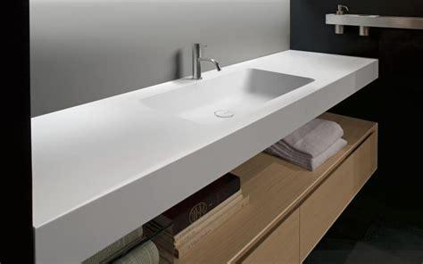sanitari in corian arredamento in corian per il bagno fratelli pellizzari
