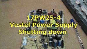 17pw25-4 V1 Vestel Psu Repair