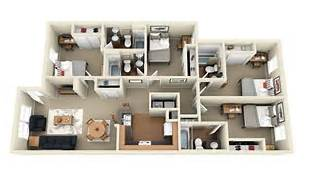 50 Four 4 Bedroom Apartment House Plans Architecture Design Home Plans HOMEPW08834 400 Square Feet 1 Bedroom 1 Bathroom Country When Evaluating The Costs Of Building A New Home Many Homeowners Use To Live Large In A 500 Square Foot Studio Apartment Curbed Chicago