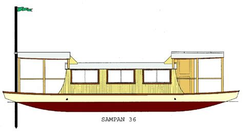 Wooden Houseboat Plans by San 36 Houseboat Woodenboat Magazine