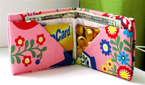 bee  ba fabric origami wallet