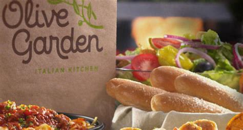 Investor Asks Olive Garden Servers To Be Stingier With ...