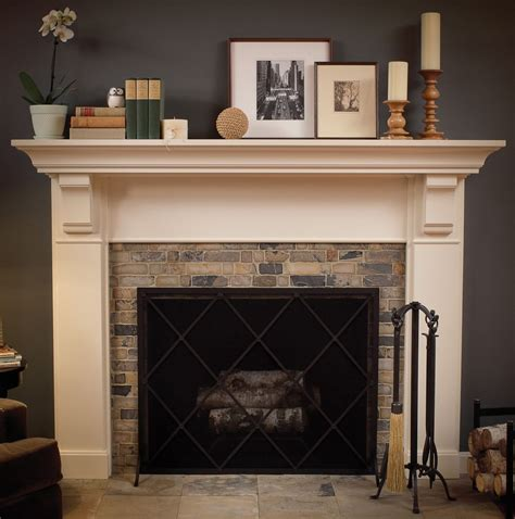 Corbels For Fireplaces by Going To Build Or Install Fireplace Mantel Corbels