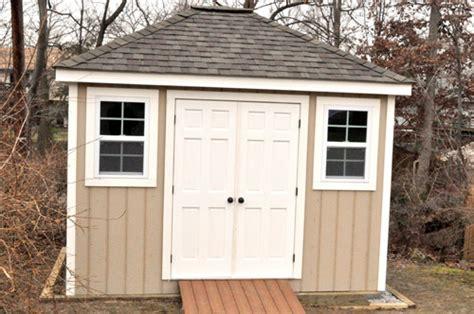 build  shed   record  pics vids