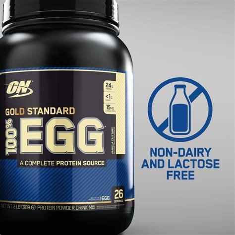 Amazon.com: Optimum Nutrition 100% Egg Protein, Rich