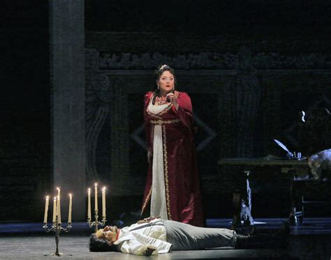 » The Atlanta Opera Presents Puccini's Tosca