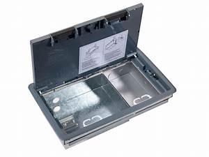 2 compartment floor box meze blog for 4 compartment floor box