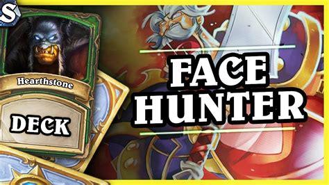 Ekstremalny Face Hunter  Hearthstone Deck Std (k&c) Youtube