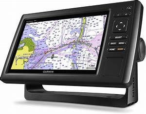 Garmin Echomap Chirp 94sv 9 U0026quot  Chartplotter  Sonar Combo With Chirp Sidev U00fc And Downv U00fc  Plus Pre
