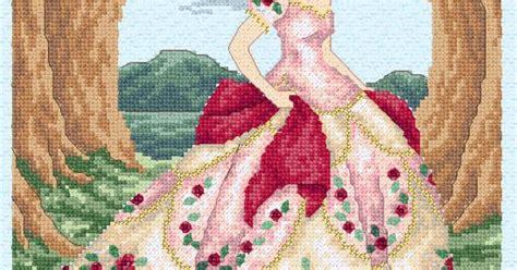 Free Rose Cross Stitch Charts