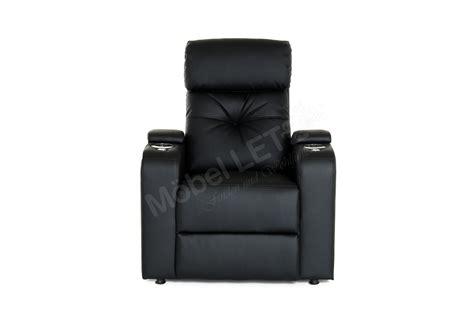 Procom Houston 1 Relaxsessel Schwarz  Möbel Letz Ihr