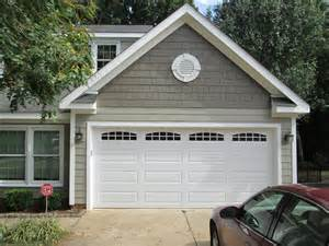 color plus fiber cement siding with stone shakes
