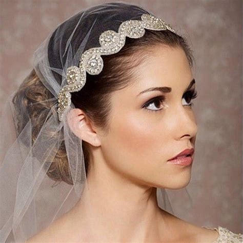 Top 5 Pinterest Wedding Hairstyles Veils And Bridal