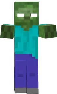 Minecraft Skins Zombie Herobrine
