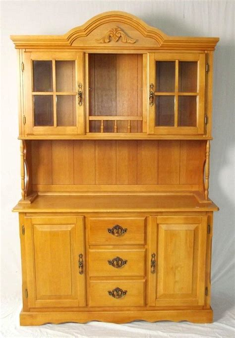 how wide are kitchen cabinets antique style beech dresser 20thc the carved arched 7385