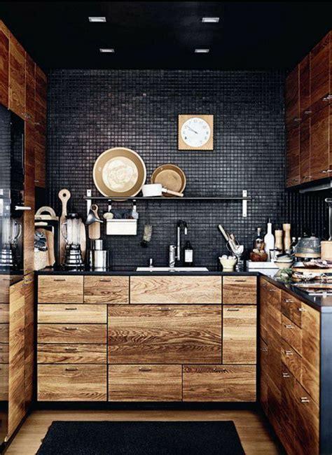 plan de travail cuisine chene massif la cuisine en bois massif en beaucoup de photos