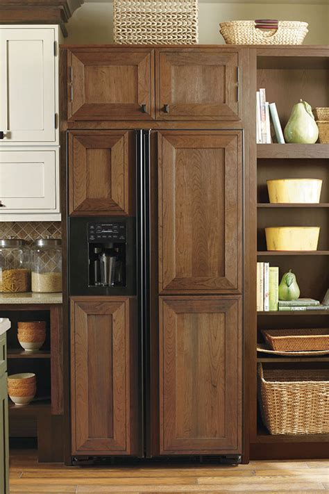 Custom Appliance Panels   Decora Cabinetry